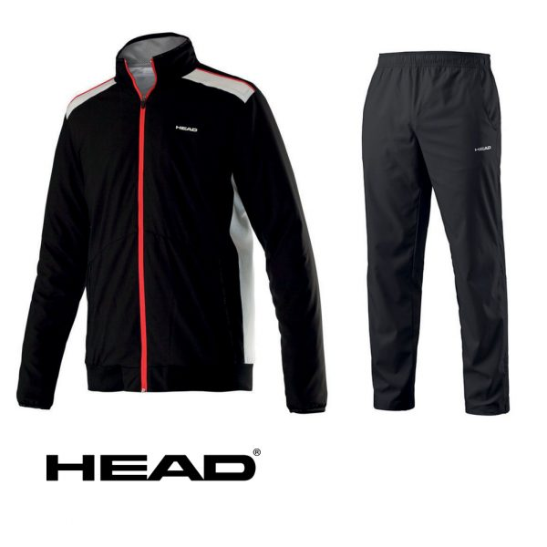 HEAD CLUB M JACK AND JOGGING PANTS