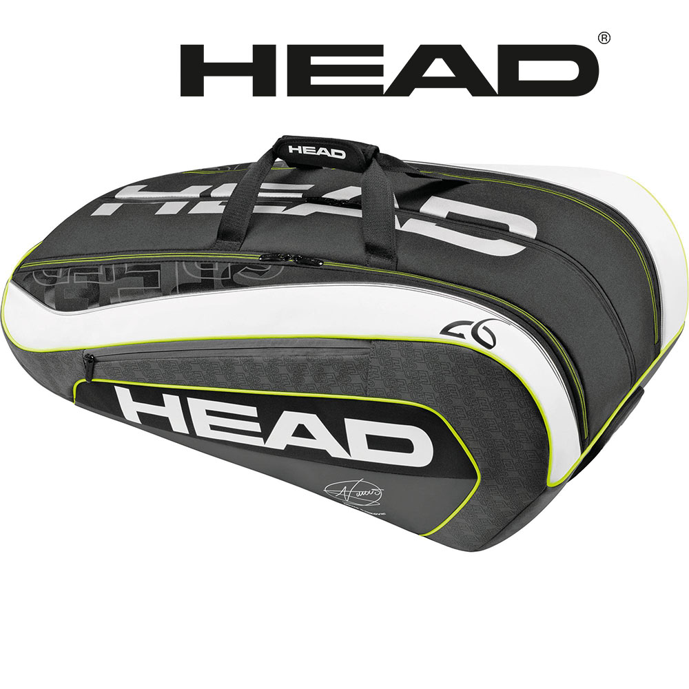 2988852294 HEAD DJOKOVIC 12R MONSTERCOMBI | ATO Club
