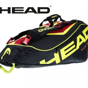 head extreme 9r supercombi black red 7