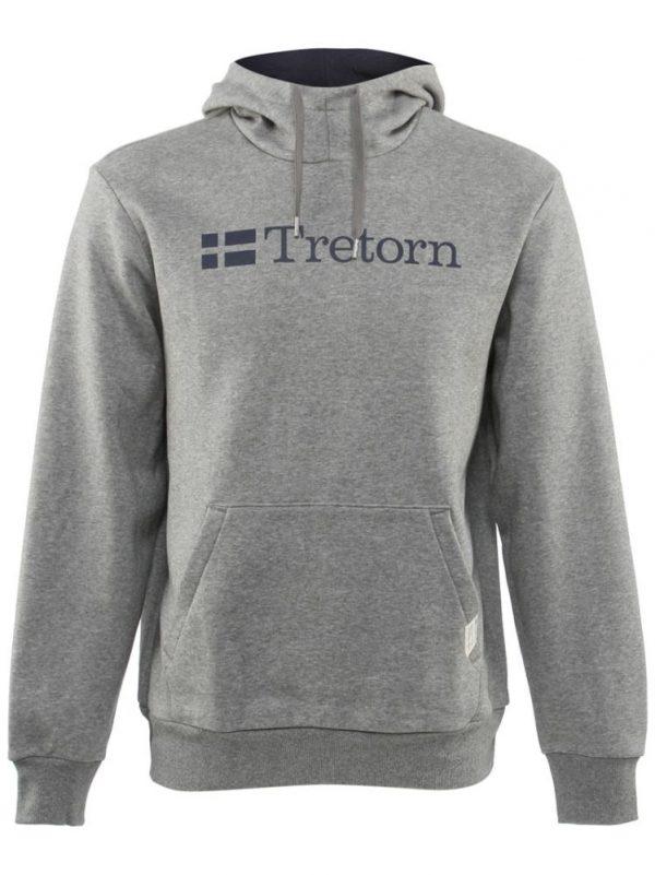 tretorn track hoodie grey 1