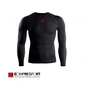 COMPRESSPORT SHIRT 3D THERMO ULTRA LIGHT