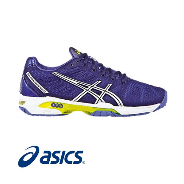 Chaussures asics solution Speed 2
