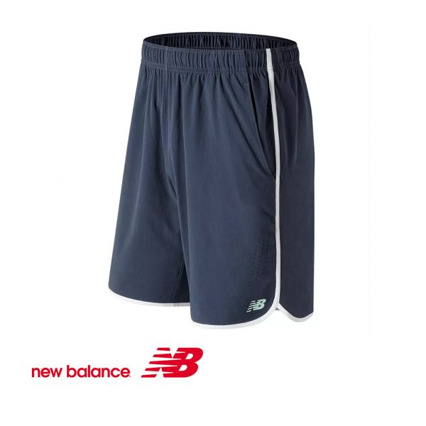 NEW BALANCE 9IN TOURNAMENT BLUE