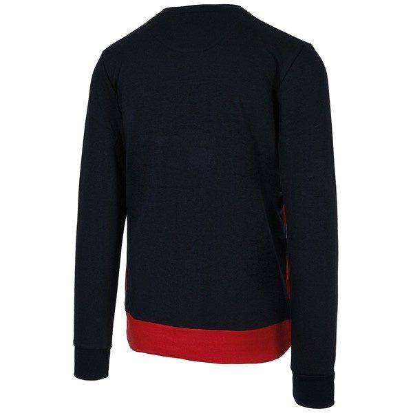 Fila-Pull-Hommes-Chandail-A-Capuche-Randy-Rouge (3)