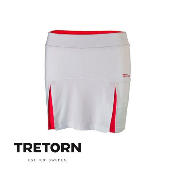 TRETORN PERFORMANCE SKIRT WHITE