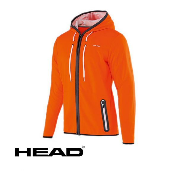 HEAD AMIR FULL ZIP TECHNICAL HOODY