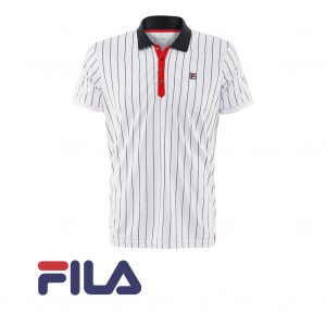 FILA POLO STRIPE