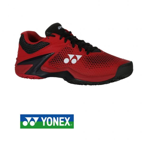 YONEX ECLIPSION 2 RED BLACK