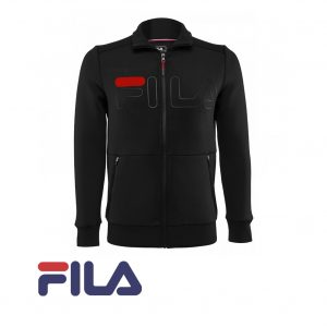 FILA JACKET JAMIE BLACK LIMITED EDITION