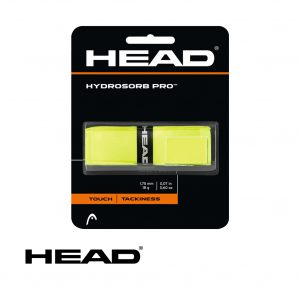 HEAD GRIP HYDROSORB PRO YELLOW