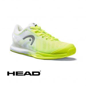 HEAD SPRINT PRO 3.0 HARD NEON YELLOW/WHITE